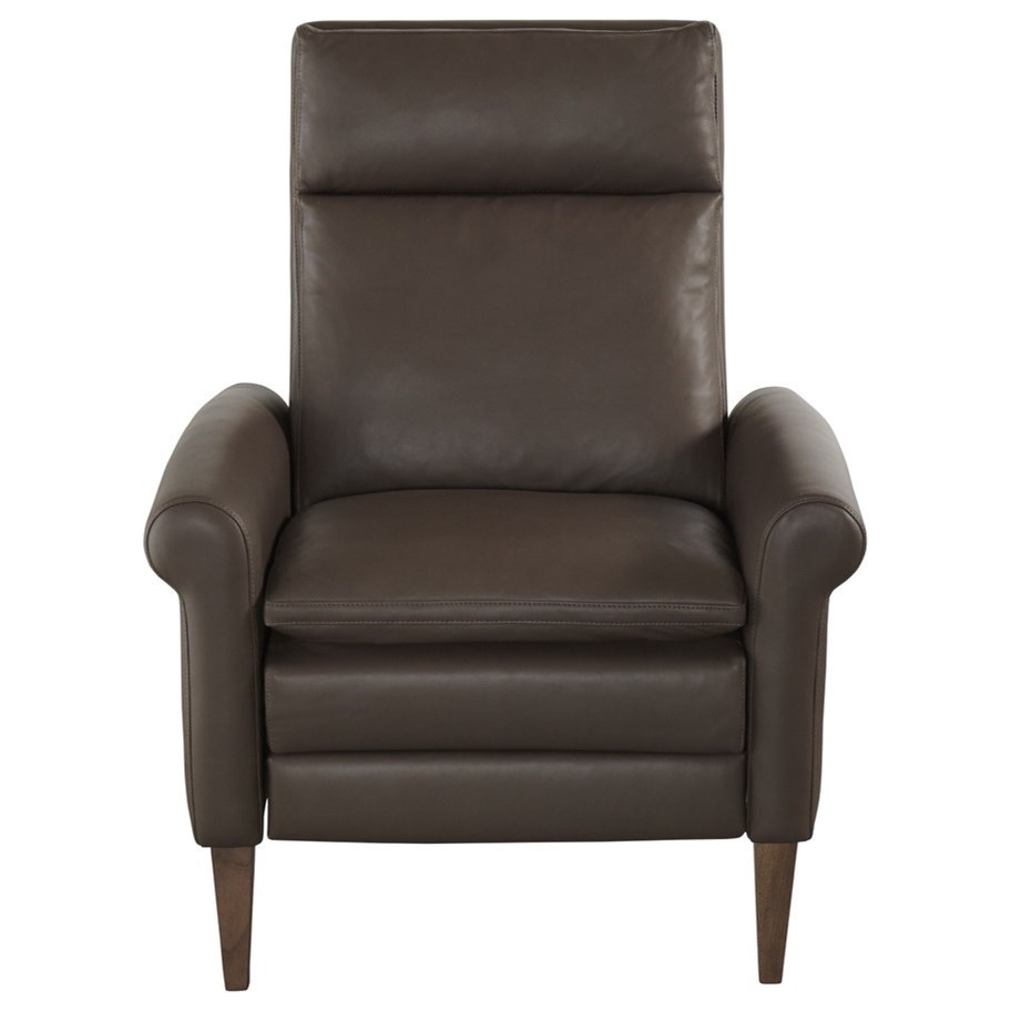 Burke Recliner by American Leather at Baer's Furniture
