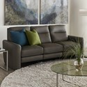 American Leather Chelsea - Style in Motion Power Reclining Sofa - Item Number: CLS-SO3-23