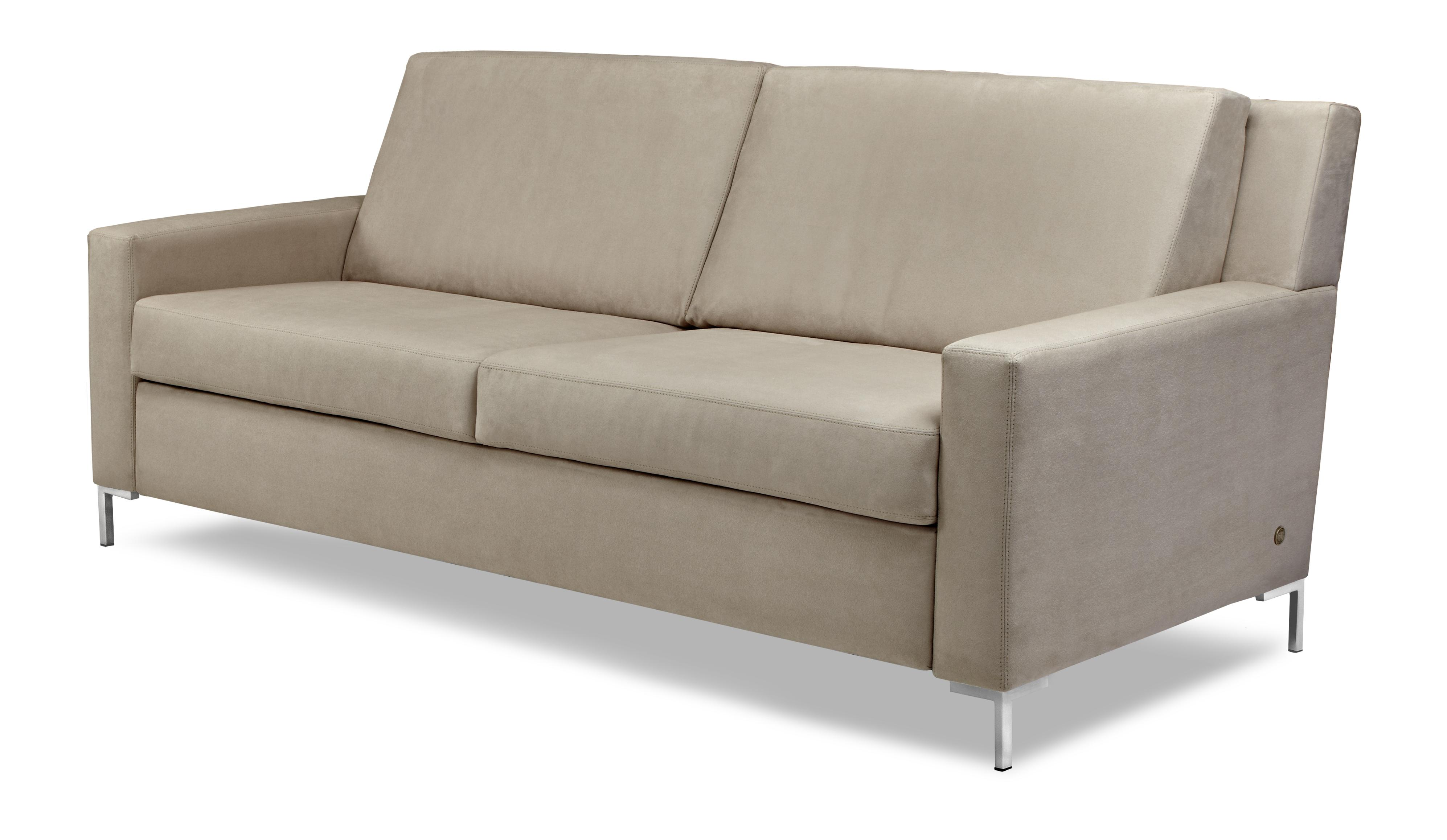 American Leather Comfort Sleeper Brynlee Track Arm Queen
