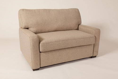 American Leather Cassidy II Twin Sofabed - Item Number: CAS-CH2-TS