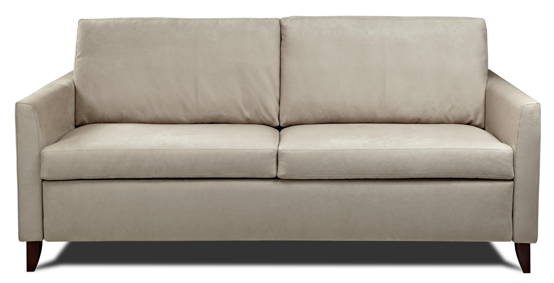 American Leather fort Sleeper Hannah Queen Plus Sofa Sleeper