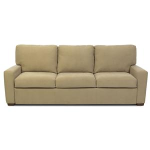American Leather Comfort Sleeper - Oakleigh Queen Plus Sofa Sleeper