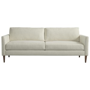 Soft Curve Arm Sofa