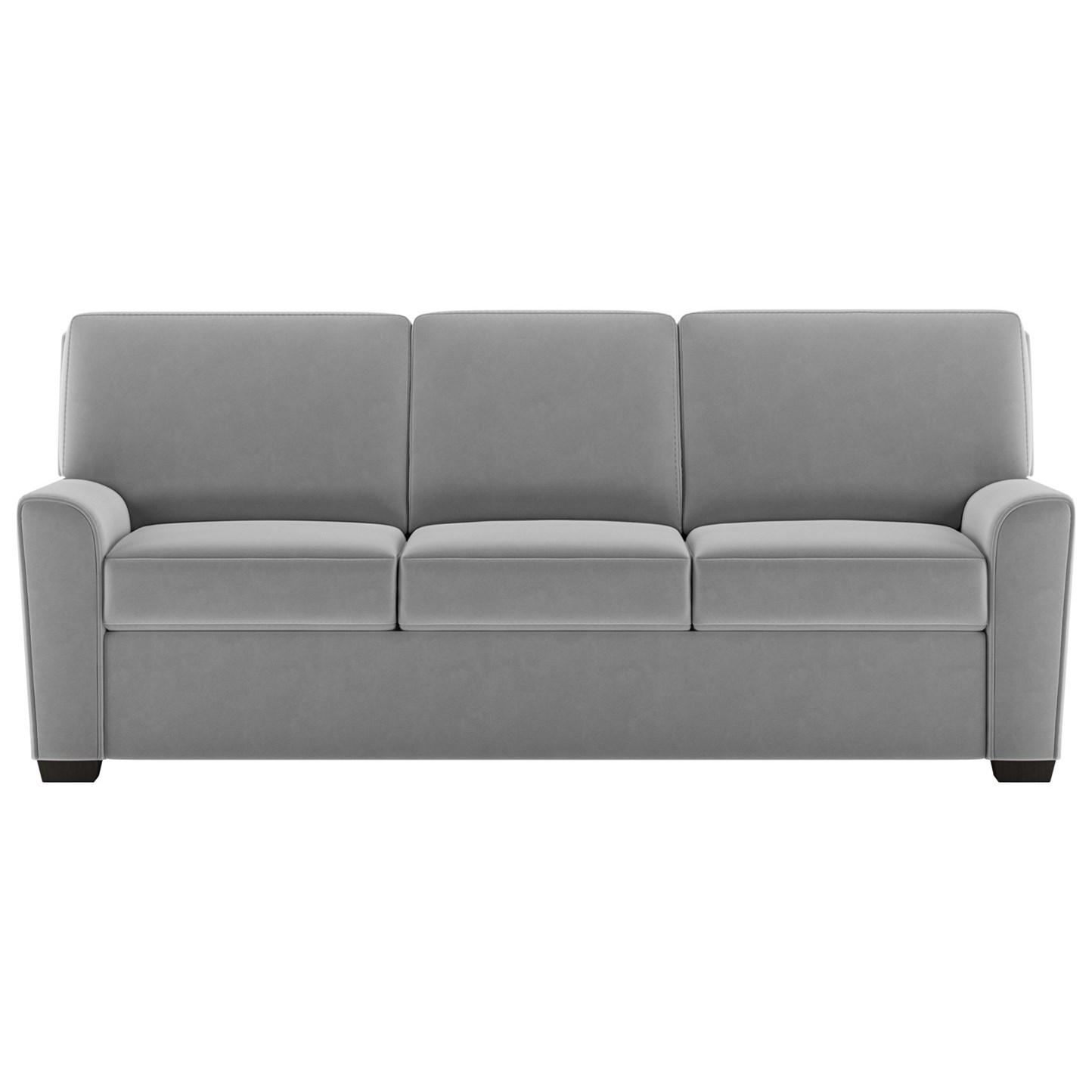 Pleasant American Leather Klein King Size Comfort Sleeper Sofa Frankydiablos Diy Chair Ideas Frankydiabloscom