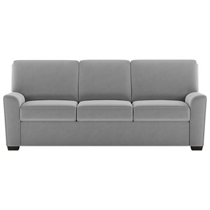 Klein King Size Comfort Sleeper Sofa by American Leather