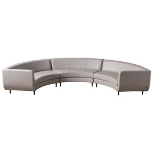 6-Seat Sectional Sofa
