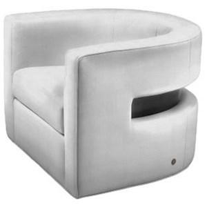 American Leather Robert Chair