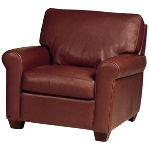 American Leather Savoy Chair