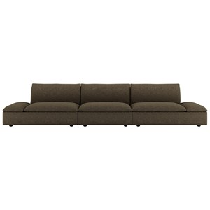 3-Piece Studio Sectional