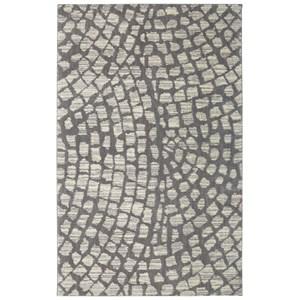 8'x10' Cohassett Grey Area Rug