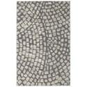 American Rug Craftsmen Berkshire 8'x10' Cohassett Grey Area Rug - Item Number: 90625 94011 096120