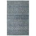 American Rug Craftsmen Berkshire 8'x10' Billerica Blue Area Rug - Item Number: 90631 50101 096120