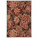 """American Rug Craftsmen Dryden 9' 6""""x12' 11"""" Concord Black Area Rug - Item Number: 90295 749 114155"""