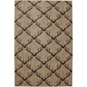 "American Rug Craftsmen Dryden 3' 6""x5' 6"" Laredo Light Camel Area Rug - Item Number: 90333 704 042066"