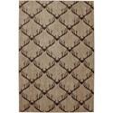 American Rug Craftsmen Dryden 8'x11' Laredo Light Camel Area Rug - Item Number: 90333 704 096132