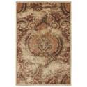 American Rug Craftsmen Dryden 8'x11' Dermot Latte Area Rug - Item Number: 90388 10020 096132