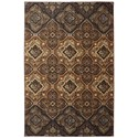 "American Rug Craftsmen Dryden 3' 6""x5' 6"" Chapel Tundra Area Rug - Item Number: 9269 60090 042066"
