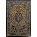 American Rug Craftsmen Providence 8'x11' Mosher Blue Slate Area Rug - Item Number: 90977 84431 096132