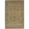 American Rug Craftsmen Providence 8'x11' Rumford Marigold Area Rug - Item Number: 90980 84426 096132