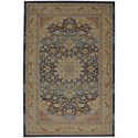 American Rug Craftsmen Providence 8'x11' Rumford Periwinkle Area Rug - Item Number: 90980 84430 096132
