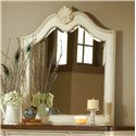 American Woodcrafters Chateau Landscape Mirror - 3501-040