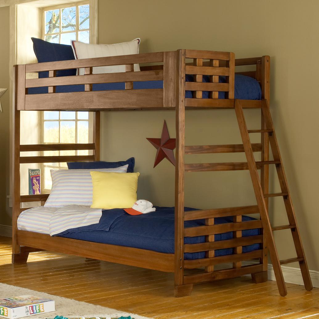 American Woodcrafters Heartland  Bunk End - Item Number: 913