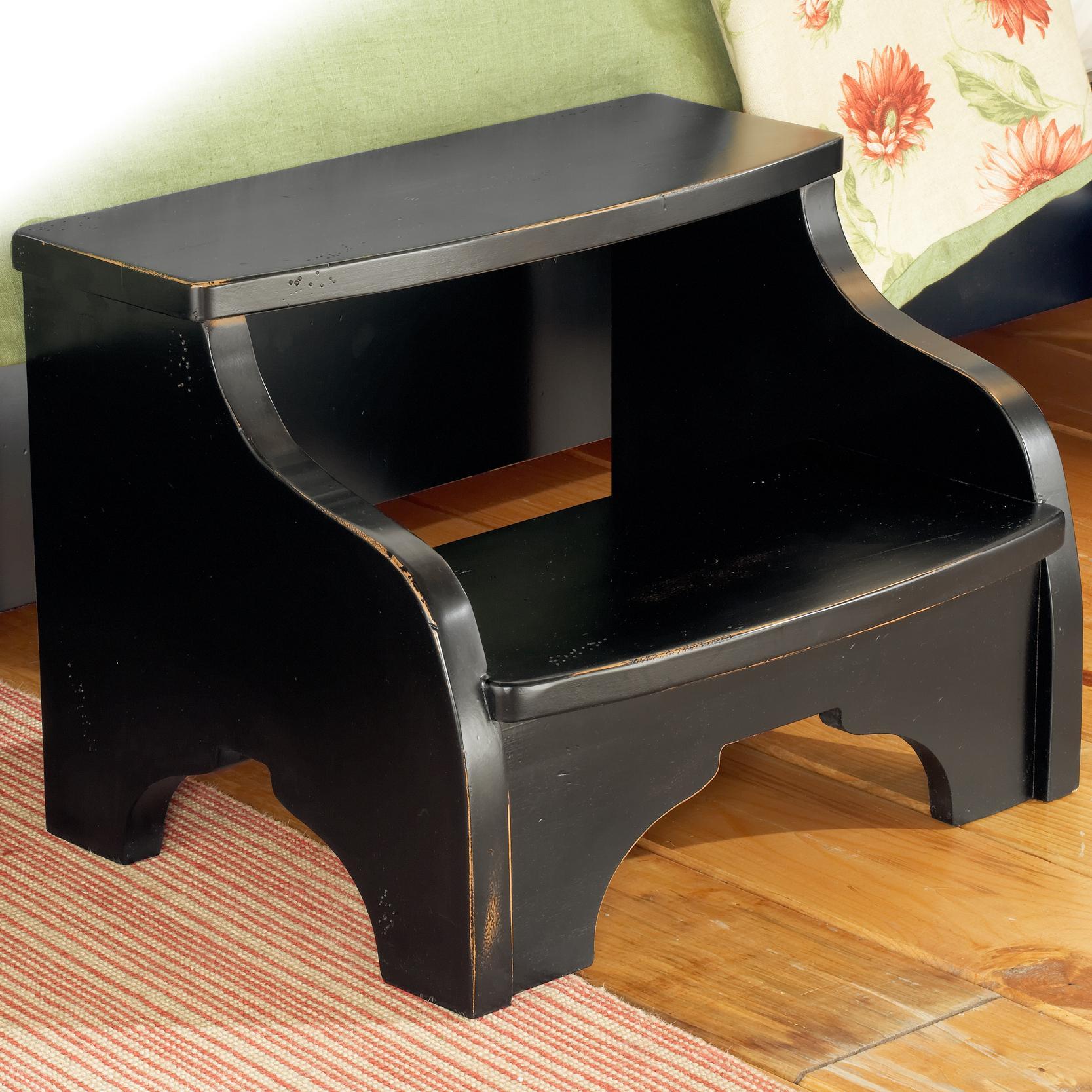 American Woodcrafters Heirloom Footstool - Item Number: 2900-775