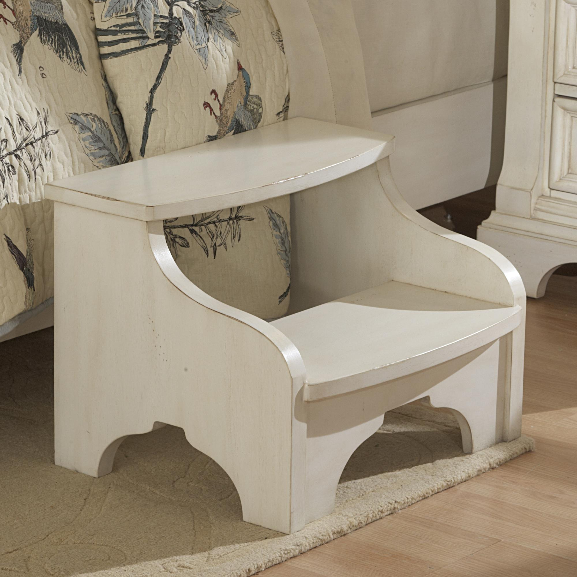 American Woodcrafters Heirloom Footstool - Item Number: 2910-775