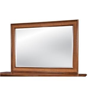 American Woodcrafters Hudson Bay Mirror