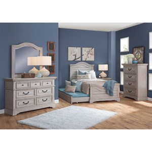Stonebrook Youth Twin Bedroom Group by American Woodcrafters