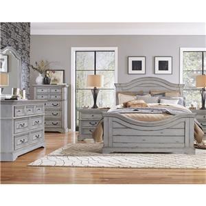 Stonebrook 5 Piece Queen Bedroom Group