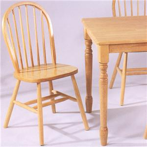 Amesbury Chair Farmhouse And Traditional Windsor Dowelback Side Chair