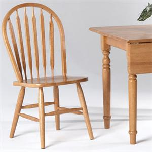 Merveilleux Amesbury Chair Farmhouse And Traditional Windsor Arrow Back Side Chair