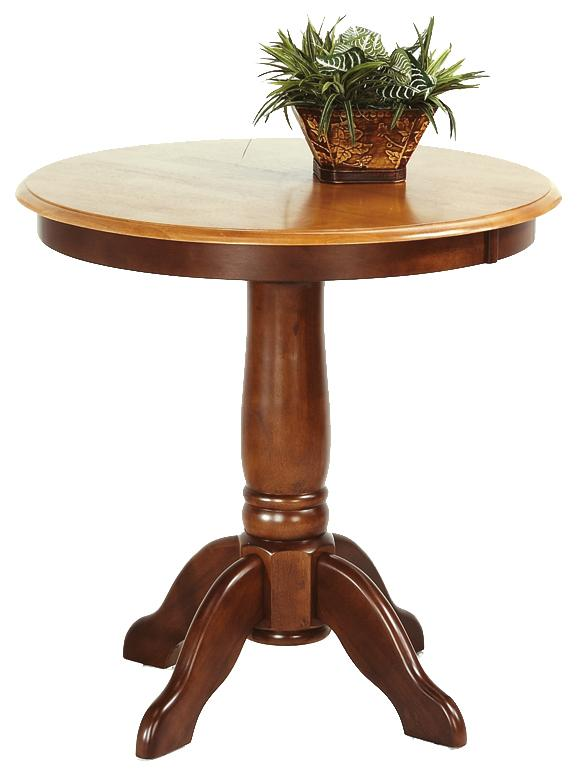 Pub Sets Solid Hardwood Pub Table by Amesbury Chair at Dinette Depot