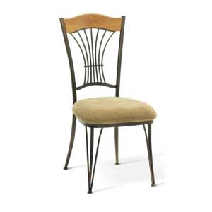 2257 Transitions Faith Dining Side Chair