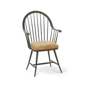 2257 Transitions Isabella Dining Arm Chair