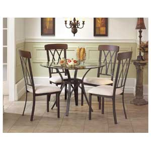 2257 Transitions Brittany Dining Set