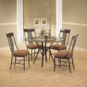 2257 Transitions Kevin Dining Set