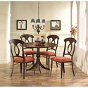 Amisco Transitions Cynthia Dining Set - Item Number: 54211