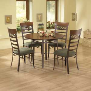 2257 Transitions Brent Dining Set
