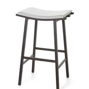 Amisco Aden Dinette Nathan Counter Height Stool