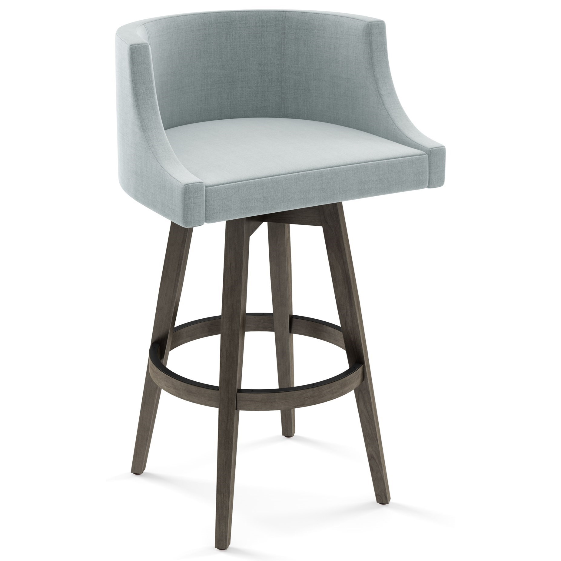 "30"" Wayne Swivel Bar Stool"