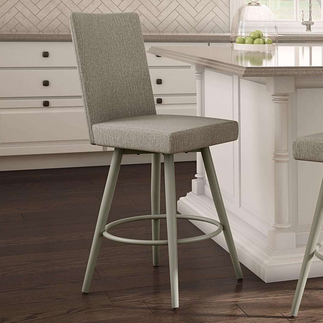 Webber Swivel Counter Stool
