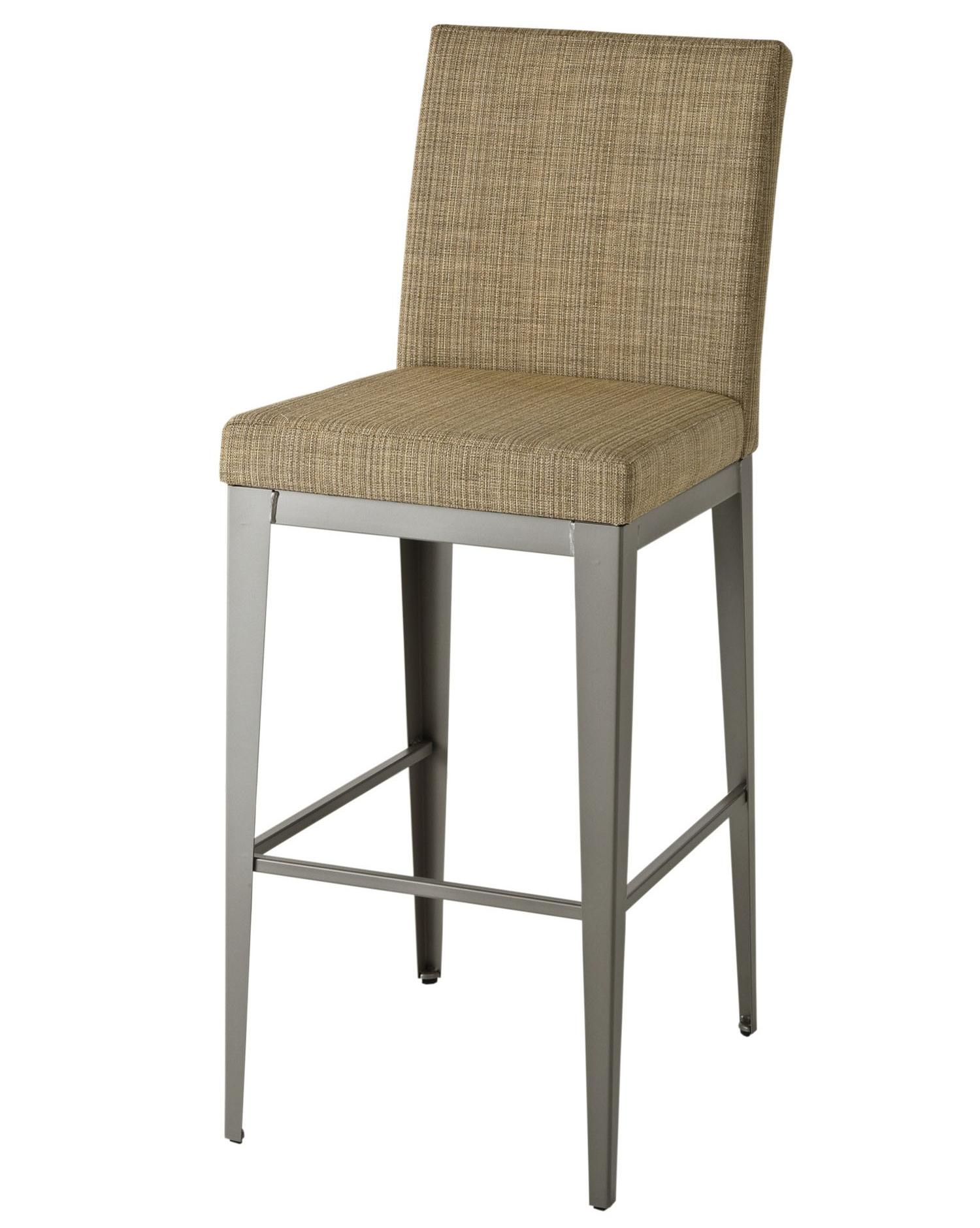 Boudoir Bar Height Pablo Stool by Amisco at Saugerties Furniture Mart