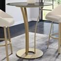 Amisco Boudoir Dalia Bar Table - Item Number: 50507-42-27+91292