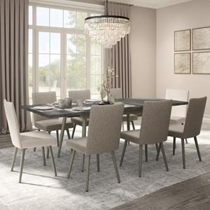 9-Piece Belleville Extendable Table Set