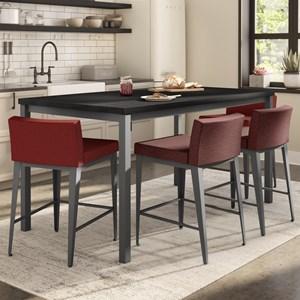 5-Piece Bennington Counter Table Set