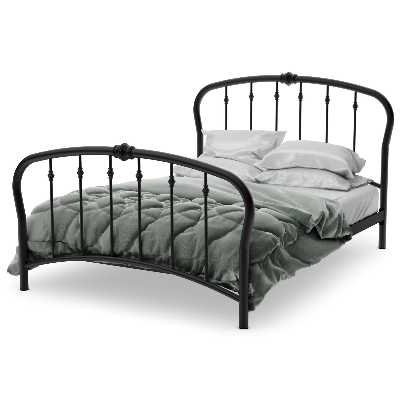 Queen Vanna Regular Footboard Bed