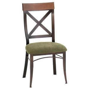 Amisco Countryside Kyle Kitchen Side Chair