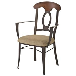 2257 Countryside Cynthia Dining Arm Chair